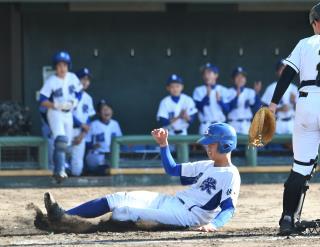 昭栄8年ぶりV ドリーム旗争奪中学生軟式野球