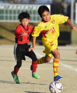 大坪少年など4強 学童五輪サッカー