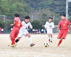 九州ろうきん杯 県U-12 唐津FC決勝T進出