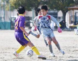 嬉野JSCが2連勝 県U―12サッカー