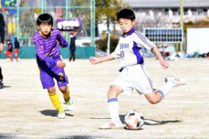 大坪少年、嬉野JSC決勝Tへ 県U―12サッカー