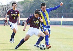 佐賀東が準優勝 九州高校U―17サッカー