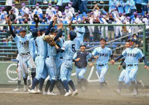 <高校野球>東明館、初の甲子園 佐賀北を2-0