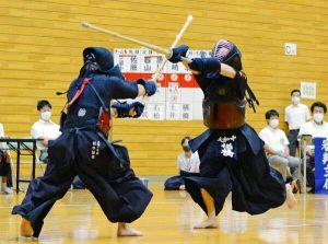 大和、女王返り咲き 剣道女子 佐賀県中学校総合体育大会