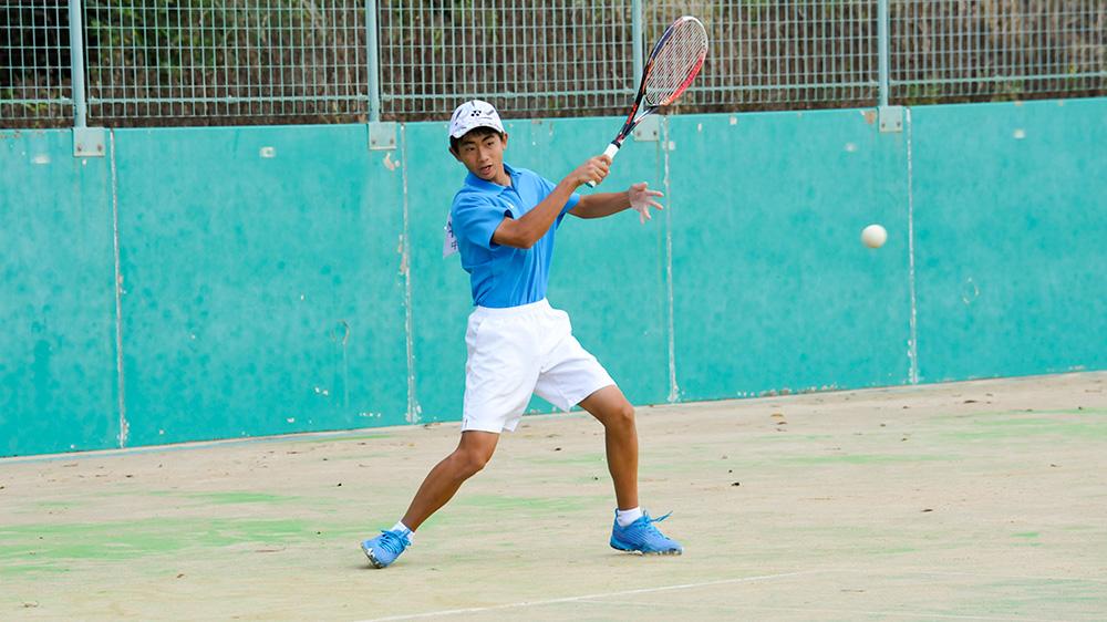 楽しむテニスで全国へ